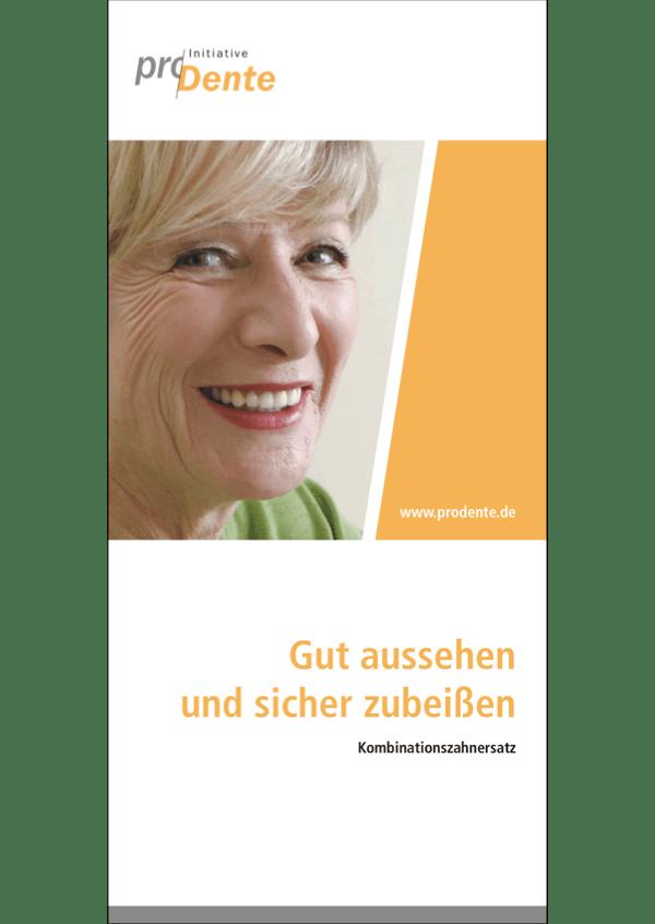 Broschüre Kombinations-Zahnersatz